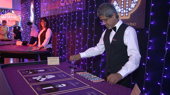 Professional Friendly Croupiers