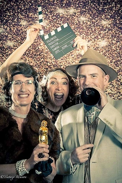 Great Gatsby Photobooth