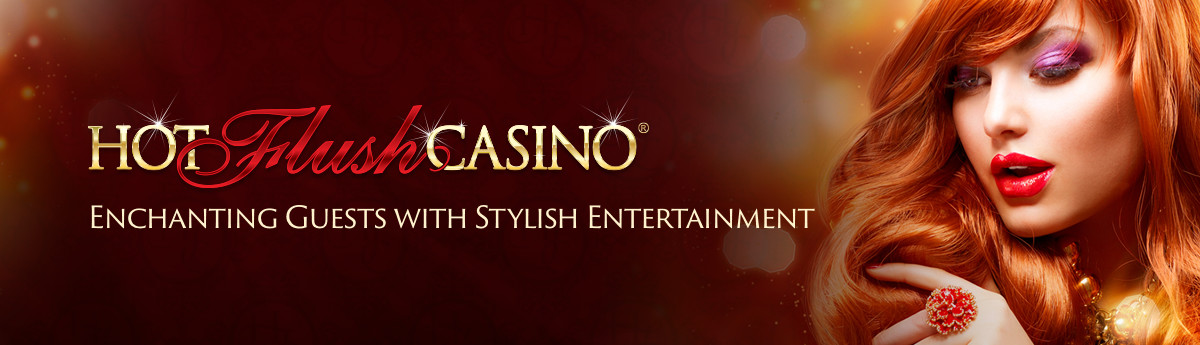Casino Hire - Hot Flush Casinos