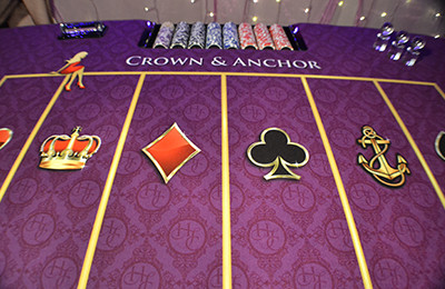 Crown & Anchor - Hot Flush Casinos
