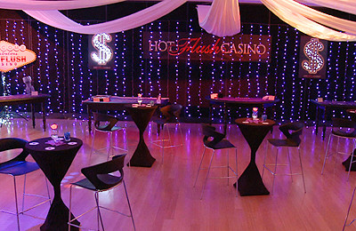 Corporate Functions - Hot Flush Casinos