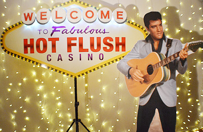 Weddings - Hot Flush Casinos