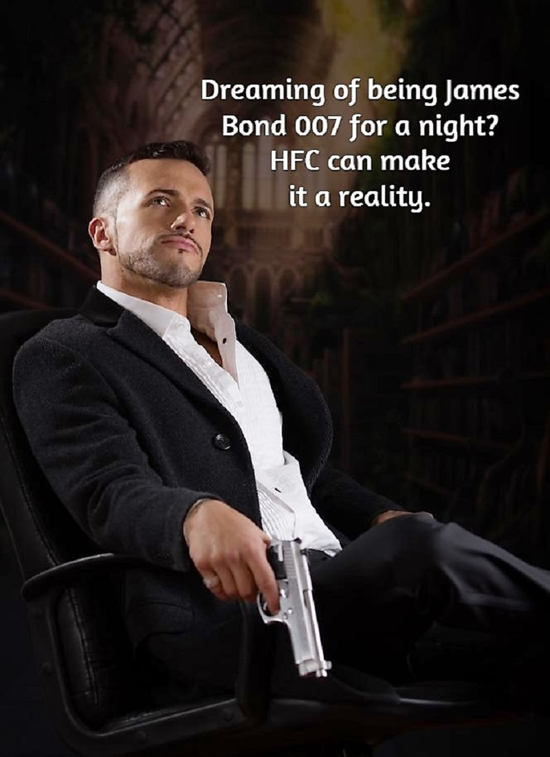 Host Your Own James Bond Casino Party