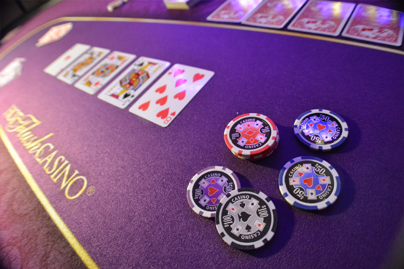 Our Stunning Poker Tables